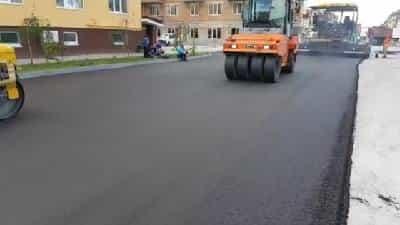 Асфальтирование от 450р. Дорожное строительство