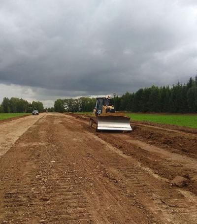 дорожный строительство