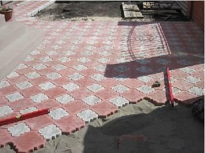 Сколько тротуарной плитки в поддоне
