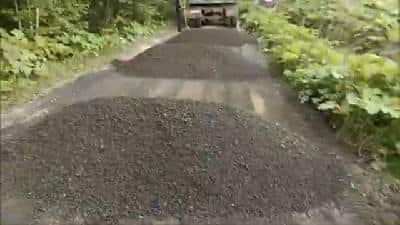 Виды дорожно строительных работ