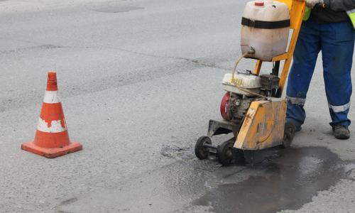 Ямочный ремонт в Видном